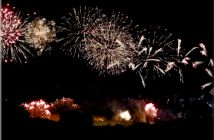 2012 feu artifice carcassonne