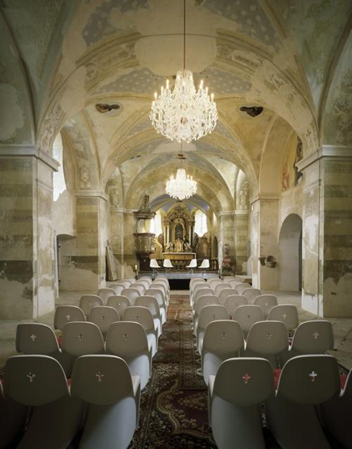 Eglise St Bartholomew de Chodovice