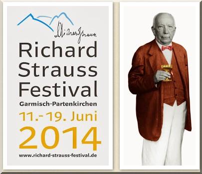 Festival richard strauss 2014