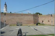 belgrade forteresse kalemegdan terrain basket