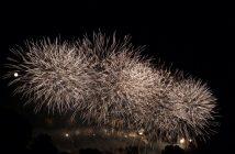 carcassonne feu artifice 2011
