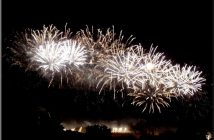 carcassonne feu artifice 2012