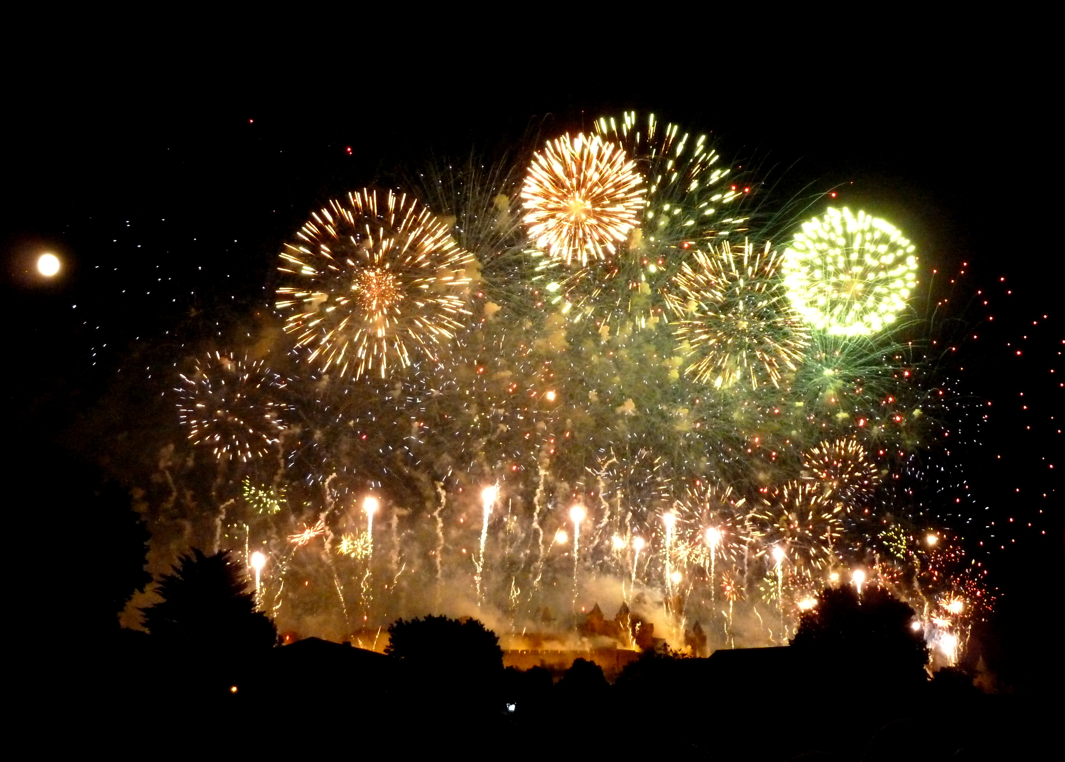 carcassonne feu artifice