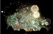 cite carcassonne 2011 feu artifice