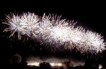 feu artifice carcassonne 2012