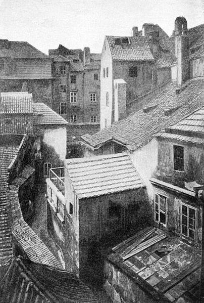 josefov prague 1890