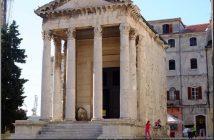 pula temple auguste