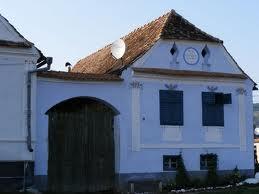 viscri maison bleue