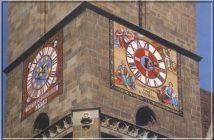 Brasov horloge eglise noire