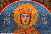 Sainte Nedelja Sofia Bulgarie fresque