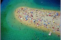 Zlatni rat bol plage croatie