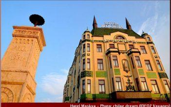 belgrade hotel moskva