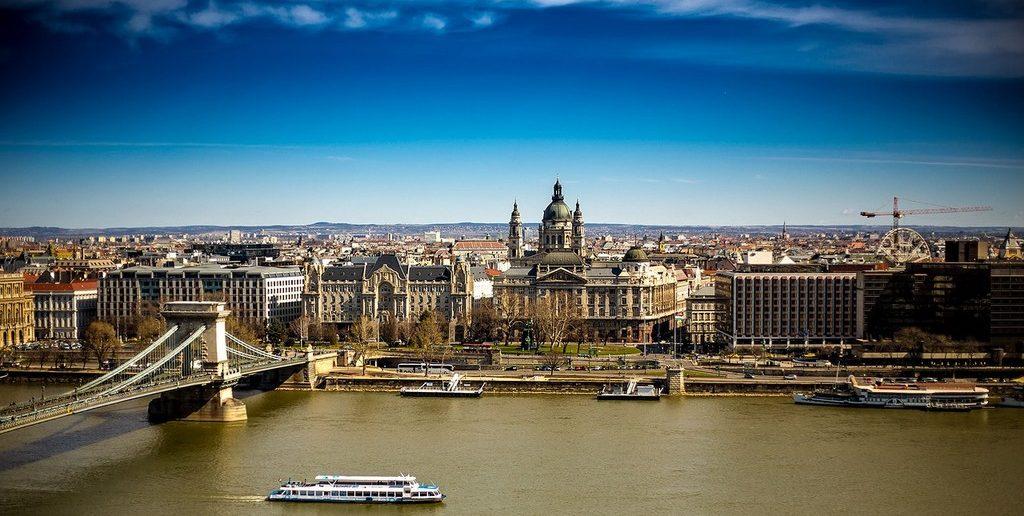 Budapest vue du Danube