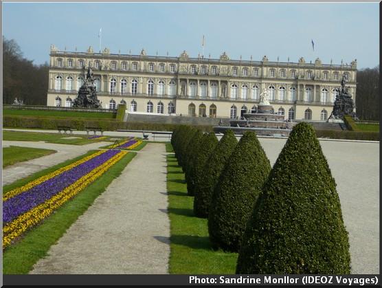 chateau herrenchiemsee