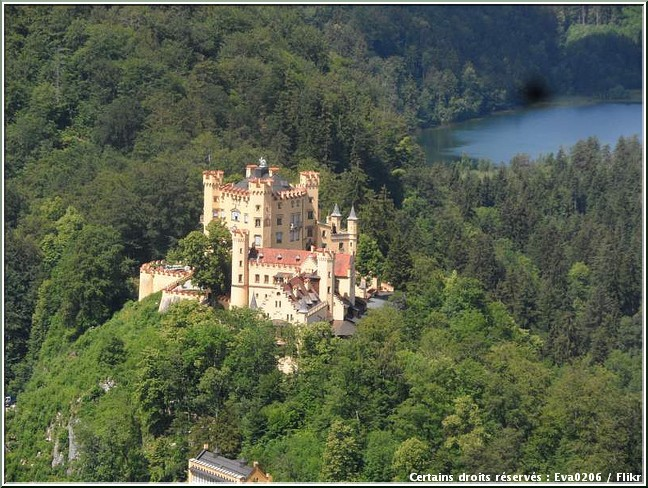 chateau hohenschwangau alpsee