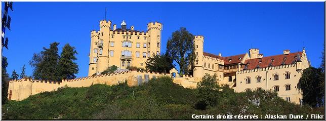 chateau hohenschwangau fuessen