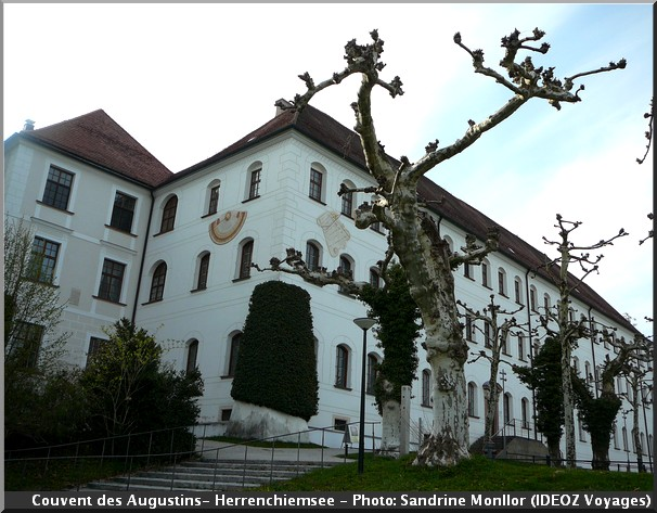 couvent des augustins herrenchiemsee
