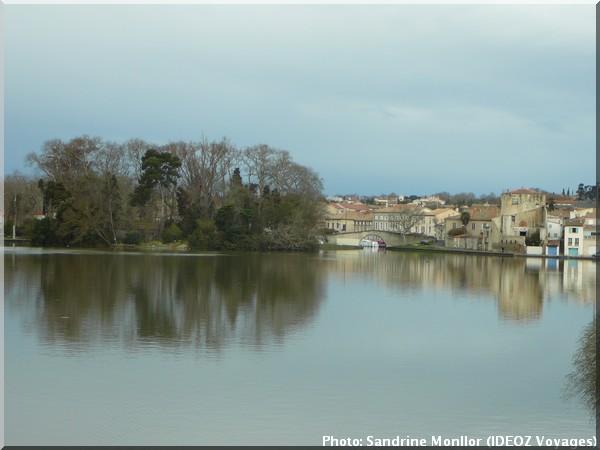 grand bassin castelnaudary canal du midi