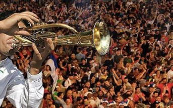 guca festival des fanfares en serbie