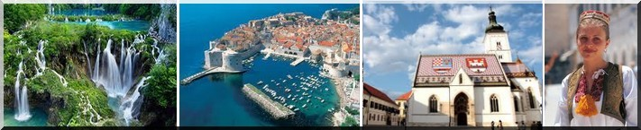 guide voyage croatie