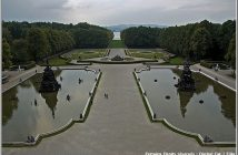 herrenchiemsee jardins fontaines