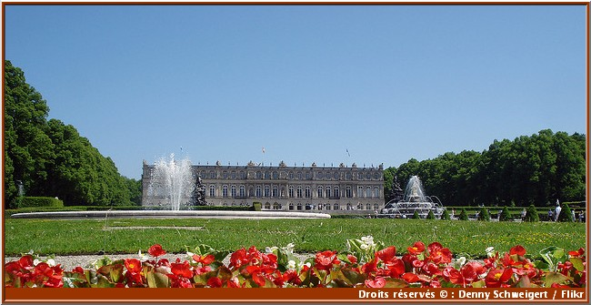 herrenchiemsee jardins