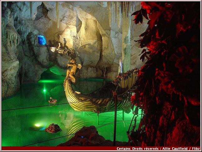 linderhof grotte de venus