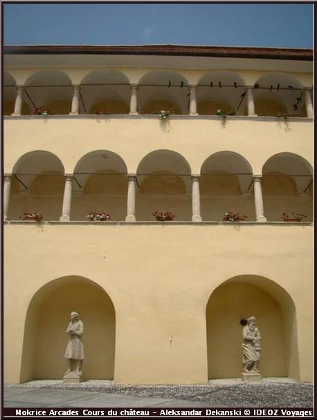 mokrice arcades chateau slovenie