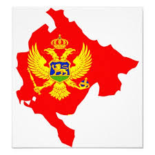 montenegro drapeau