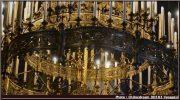 sofia cathedrale sainte nedelja candelabres cierges
