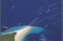 zlatni rat croatie plage