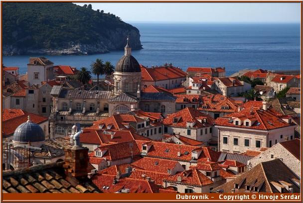 Dubrovnik centre historique