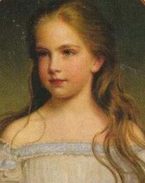 Gisèle Louise Marie fille de l'impératrice d'autriche Sissi