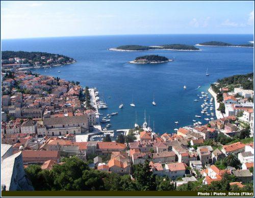 Hvar Croatie