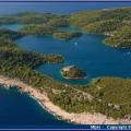 Mljet parc national croatie