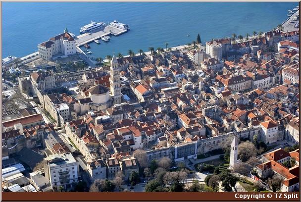 Split croatie splatano