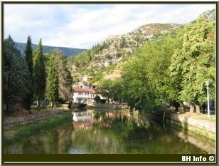 Stolac riviere Bregava