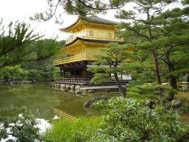 kyoto temple kinkakuji