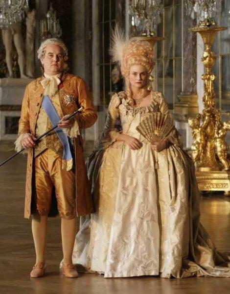 les adieux à la reine louis xvi et marie antoinette