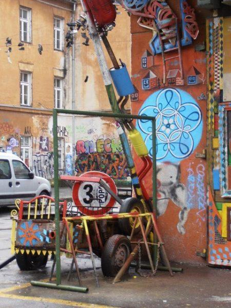metelkova quartier underground ljubljana