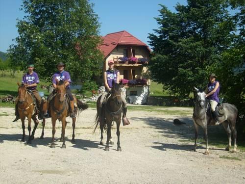 Chez Branko et Sonja à Plitvice: agritourisme et gite rural typique et charmant 12