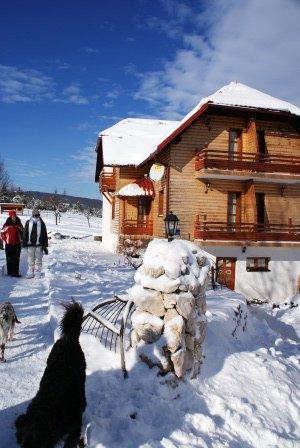 Chez Branko et Sonja à Plitvice: agritourisme et gite rural typique et charmant 18