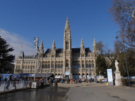 La mairie de Vienne