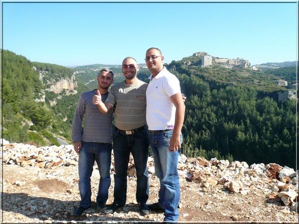 syrie mousquetaires de Lattaquie