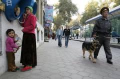 tadjikistan rue khoudjand
