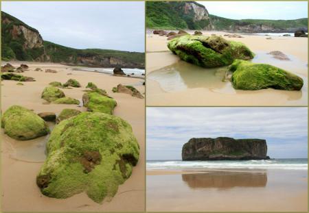 La côte des Asturies