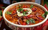 Babgulyas goulash hongrois de haricots blancs