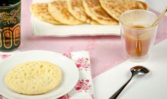 recette Baghrirs crepe aux mille trous marocaine