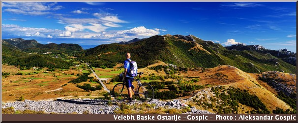 Baske Ostarije velebit