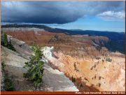 Cedar breaks national monument tempete